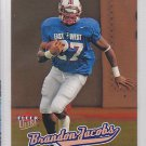 2005 Fleer Ultra Brandon Jacobs Giants RC