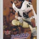2005 Fleer Ultra Justin Tuck Giants RC