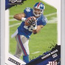 2009 Score Inscriptions Hakeem Nicks Giants /999 RC