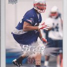 2008 Upper Deck Jerod Mayo RC Patriots