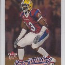 2005 Fleer Ultra Corey Webster Giants RC