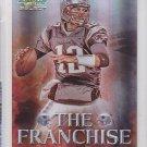 2008 Select The Franchise Tom Brady /999 Patriots