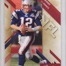 2010 Prestige Stars of the NFL Tom Brady Patriots