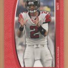 2009 Topps Unique Red Matt Ryan Falcons /799