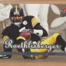 2006 Fleer Ultra Gold Medallion Ben Roethlisberger Steelers