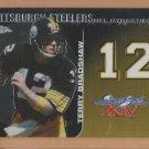 2008 Topps Chrome NFL Dynasties Terry Bradshaw TBR2 Steelers