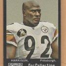 2008 Topps Mayo Rookie James Harrison RC Steelers