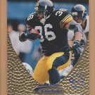 1997 Pinnacle Action Packed Gold Impressions Jerome Bettis Steelers