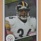 2005 Topps Heritage Foil Jerome Bettis Steelers