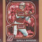 2005 Zenith Spellbound Letter S Steve Young 49ers