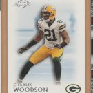 2011 Topps Legends Blue Charles Woodson Packers