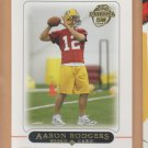2005 Topps Rookie Aaron Rodgers RC Packers