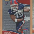 2011 Topps Finest Rookie Marcell Dareus Bills RC