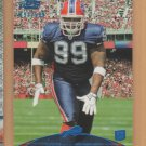 2011 Topps Prime Blue Rookie Marcell Dareus Bills RC /599