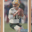 1993 Bowman Rookie Mark Brunell RC Packers Jaguars