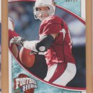 2009 Upper Deck Heroes Blue Kurt Warner Cardinals /99