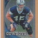 2010 Topps Chrome Rookie Sean Lee Cowboys RC