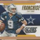 2015 Score Franchise Tony Romo Cowboys