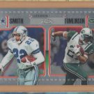 2010 Topps Chrome Gridiron Lineage Emmitt Smith Cowboys
