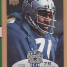 2009 Upper Deck America's Team #63 Jethro Pugh Cowboys