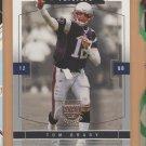 2003 Skybox LE Tom Brady Patriots