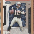 2002 Fleer Hot Prospects Tom Brady Patriots