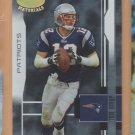 2003 Leaf Certified Tom Brady Patriots