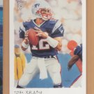 2002 Topps Gallery Tom Brady Patriots