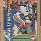 1995 Collector's Edge Nitro 22K Gold Shannon Sharpe Broncos