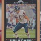 2007 Topps Chrome Refractor Brian Urlacher Bears