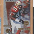 1997 Collector's Edge Extreme Force Jerry Rice 49ers