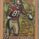 1999 CE Triumph Pack Warriors Jerry Rice 49ers