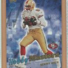 2000 Topps Hobby Masters Jerry Rice 49ers