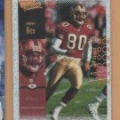 2000 UD Ultimate Victory Parallel Jerry Rice 49ers