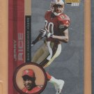 2001 Pacific Invincible Jerry Rice 49ers