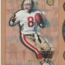 1996 Fleer Ultra Mr Momentum Steve Young 49ers