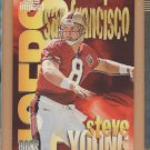 1997 Skybox Impact Boss Steve Young 49ers