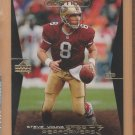 1999 UD Ovation Star Performers Steve Young 49ers
