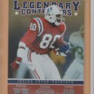 2012 Playoff Contenders Legendary Contenders Irving Fryar Patriots