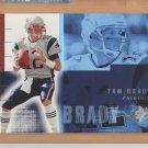 2006 Upper Deck SPX Tom Brady Patriots