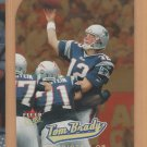 2005 Fleer Ultra Gold Medallion Tom Brady Patriots