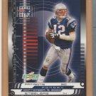 2003 Score Monday Night Heroes Tom Brady Patriots