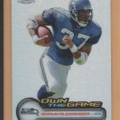 2006 Topps Chrome Own the Game Refractor Shaun Alexander Seahawks  /100