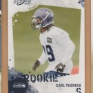 2010 Score Glossy Rookie Earl Thomas Seahawks RC