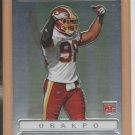 2009 Topps Platinum Rookie Brian Orakpo Redskins RC