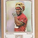 2009 Topps Mayo Rookie Brian Orakpo Redskins RC