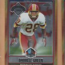 2008 Topps Chrome Hall of Fame Darrell Green Redskins