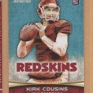 2012 Bowman Rookie Kirk Cousins RC Redskins