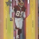 2005 Leaf Rookies & Stars Longevity Gold Santana Moss Redskins /199