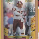 2007 Score Select Gold Zone Santana Moss Redskins /50